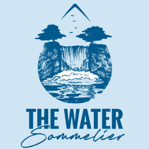 Logo dell'acqua - The Water Sommelier